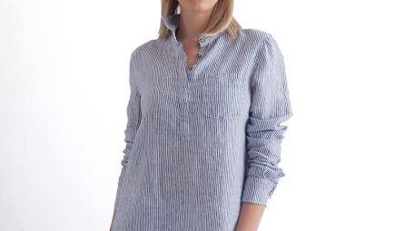 summer linen clothes