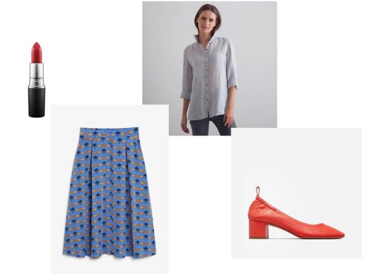 how to wear linen summer