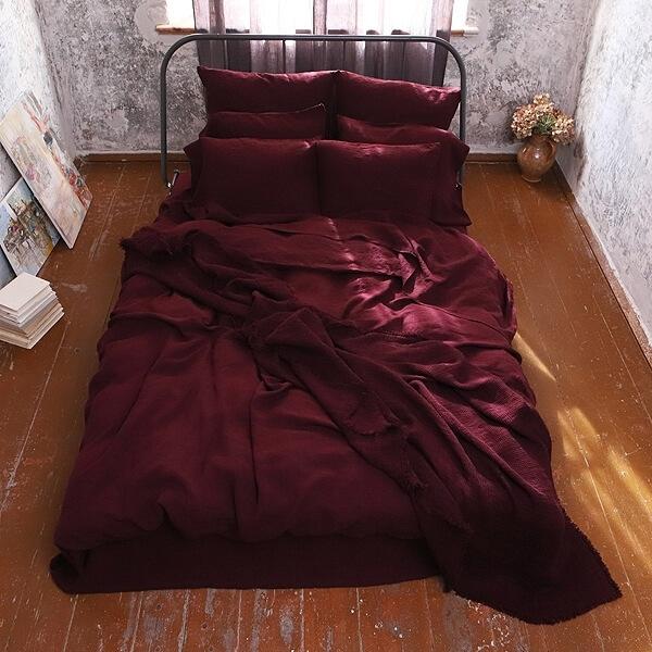 choosing linen bedlinen color