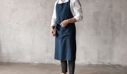 linen apron Father's Day