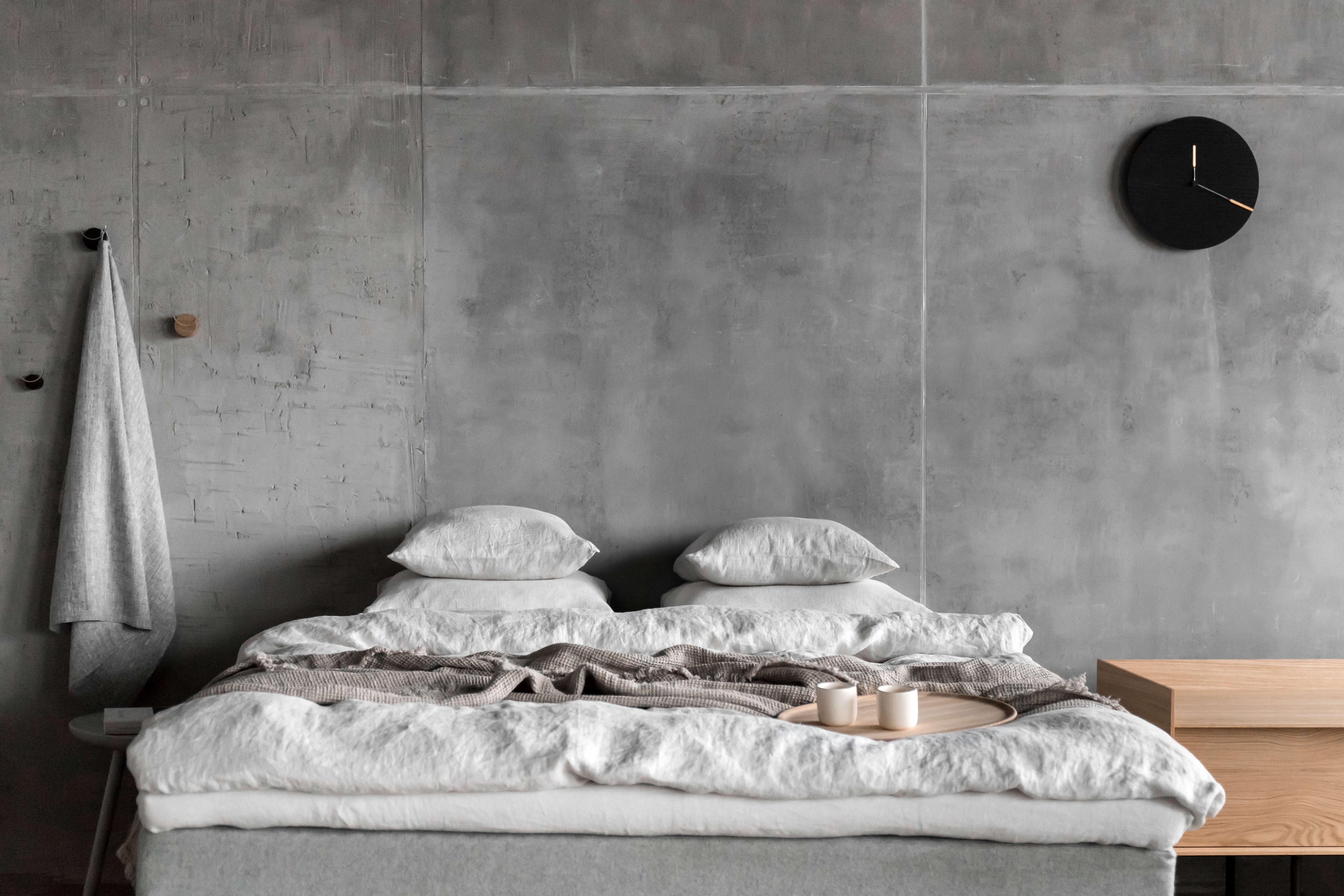linen bedding naturally breathable