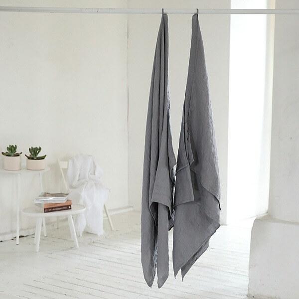waffle towels linen