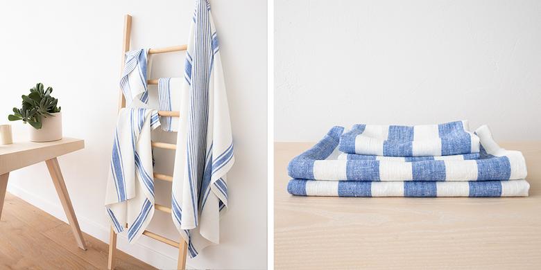 huckaback linen towel