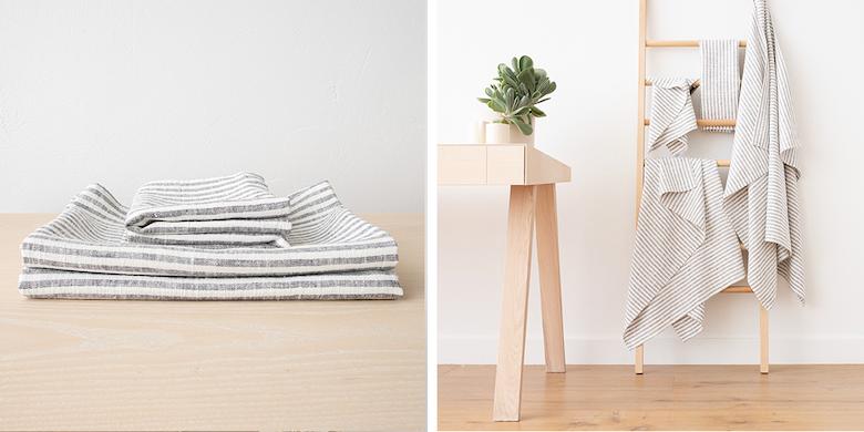 choosing linen towel