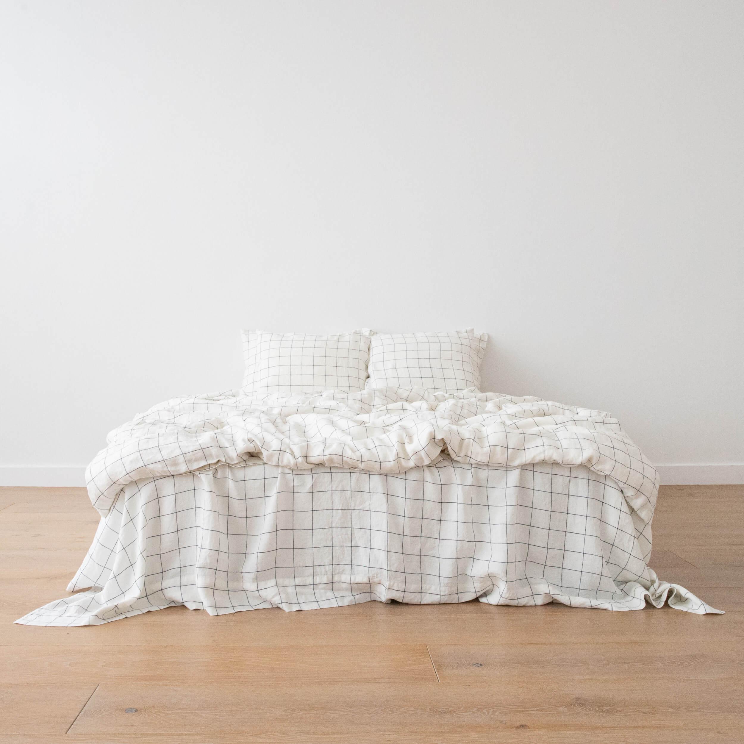 bedroom bedding basics